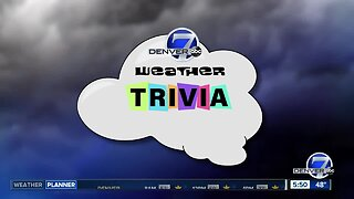 Weather trivia: Flash flood facts