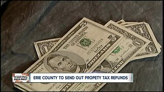 Erie County mistake means refunds to some property owners
