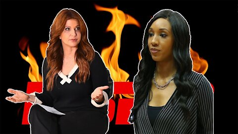 ESPN SUSPENDED a BLACK WOMAN for sending Rachel Nichols video to Maria Taylor!
