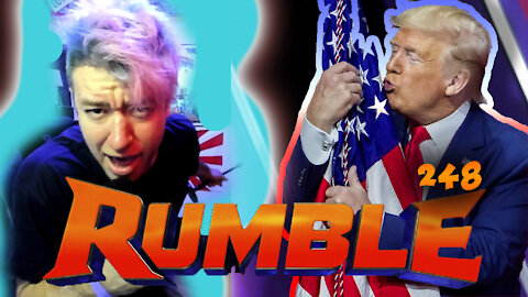 RUMBLE: Trump RETURNS TO SOCIAL MEDIA – Johnny Massacre Show 248