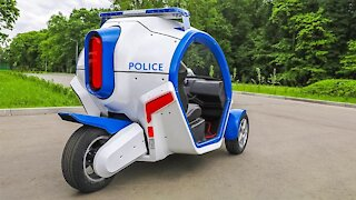 NEW GENERATION MILITARY AND POLICE VEHICLES