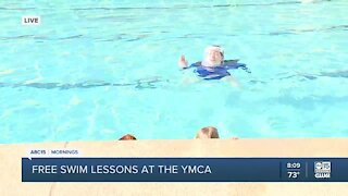Valley YMCA offering free swim lessons to non-swimmers