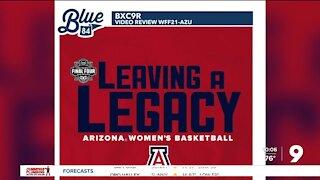 Arizona Women's Basketball T-shirts soon to be ready