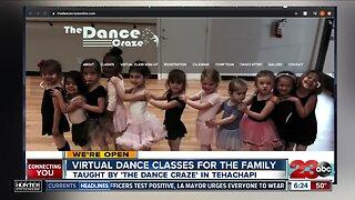 Tehachapi dance studio offering virtual classes