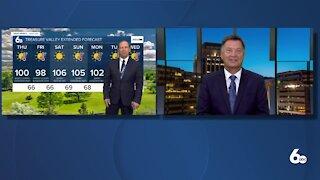 Scott Dorval's Idaho News 6 Forecast - Wednesday 7/7/21