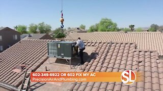Precision Air: The importance of getting your AC tuned up BEFORE the heat rises