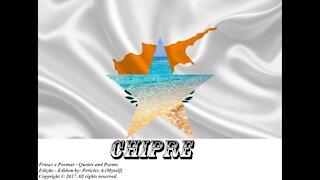 Bandeiras e fotos dos países do mundo: Chipre [Frases e Poemas]