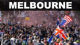 World Wide Rally for Freedom - Melbourne 24/07/21