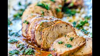 The Best Grilled Pork Tenderloin Recipe