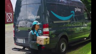 Porch Pirates steal from 1 in 5 Americans