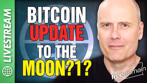 BITCOIN UPDATE: TO THE MOON?!?