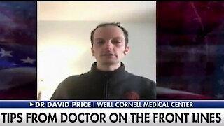 Jesse Watters spotlights doctor's tips for avoiding coronavirus