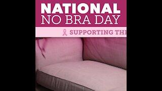 National no bra day [GMG Originals]