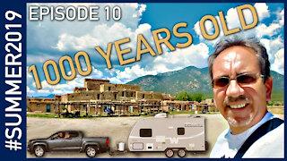 Exploring Taos, New Mexico - #SUMMER2019 Episode 10