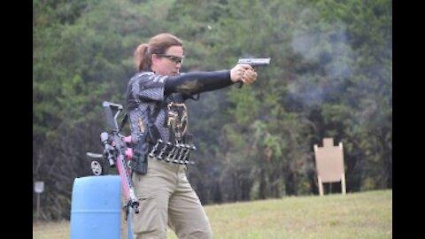 American Warrior Women