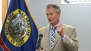 Governor Little Twin Falls Press Conference