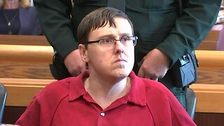 Judge Bruce Kyle sentences Jimmy Rodgers to Life in Prison