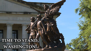 CALL TO ACTION: OLYMPIA CAPITOL, WASHINGTON STATE