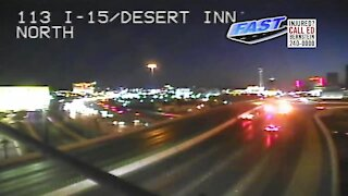 BREAKING: Crash closes DI overpass
