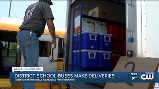 TUSD meal delivery