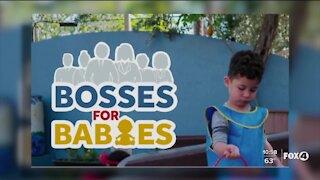 Bosses for babies program