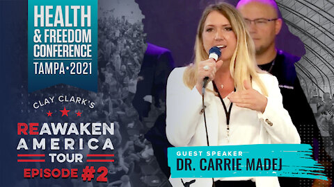Doctor Carrie Madej | What Is Transhumanism? | Why You Must Not Take Those COVID-19 Shots