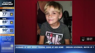 Amber Alert issued for non-verbal 9-year-old boy from Holiday