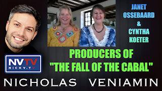 The Fall Of The Cabal Producers Janet Ossebaard & Cyntha Koeter Speak to Nicholas Veniamin