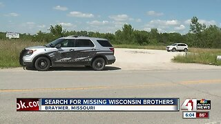 Search for missing Wisconsin brothers