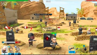 WarFriends Android Gaming Gameplay #1