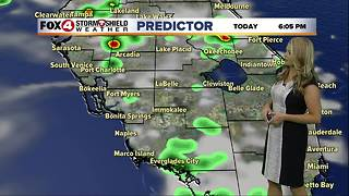 FORECAST: Hot & Humid, Storms this Weekend