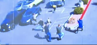 ONLY ON 13: Witness recounts gun range parking lot shooting