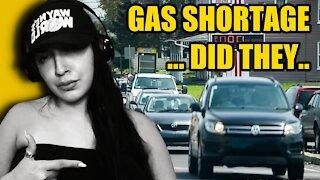 Gas shortage? | Natly Denise