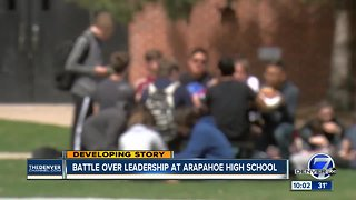 Group pushing for leadership change at Arapahoe High School goes before board