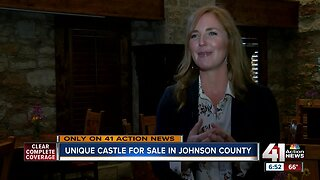 Here's your chance to buy a castle: Renée Kelly selling 'Caenen Castle' in Shawnee