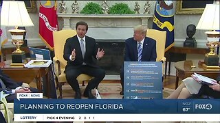 DeSantis to release phase one guidelines for re-opening Florida