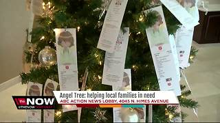 Angel Tree: Helping local families in need