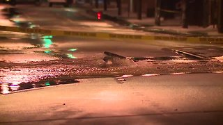 Water main break closes portion of 152nd Street