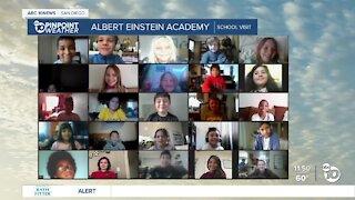 Albert Einstein Academy on ABC 10News
