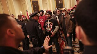 Capitol Police Officers Relive Details of January 6 Insurrection