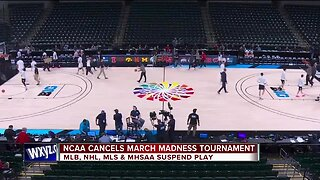 Major sports events cancelled by coronavirus