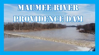 Maumee River Providence Dam