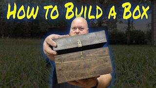 Building a Box   DIY