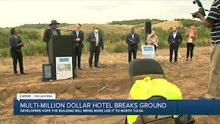 Multi-Million Dollar Hotel Breaks Ground