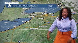 7 First Alert Forecast 12 pm, Update, Tuesday October, 26