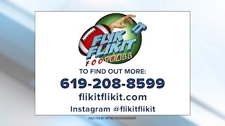 FlikIt FlikIt Football. Table Top Football Action