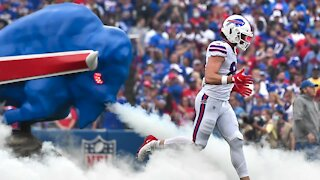 Buffalo Bills TE Dawson Knox overcoming obstacles and having career year