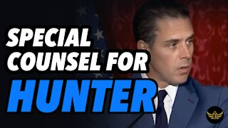 Senators demand Barr appoint special counsel on Hunter & CHINA ties