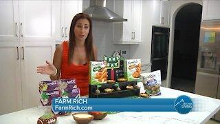 Food For Football! // Dorot Gardens & Farm Rich