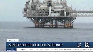Company, SDSU developing sensors to detect oil spills sooner